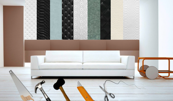 Herramientas para tapiceria de muebles materiales basicos - Materiales para tapizar ...
