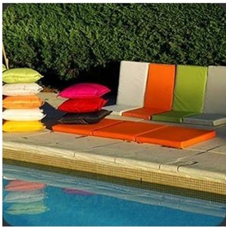 Listado de coj n de exterior barato el tapicero - Cojines muebles exterior ...