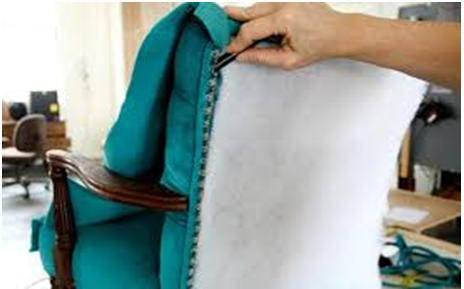 C mo tapizar un sof de piel en el tapicero te lo contamos - Tapizar un sofa de piel ...